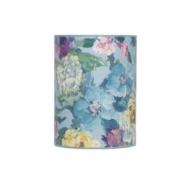 Pantalla Lámpara de flores