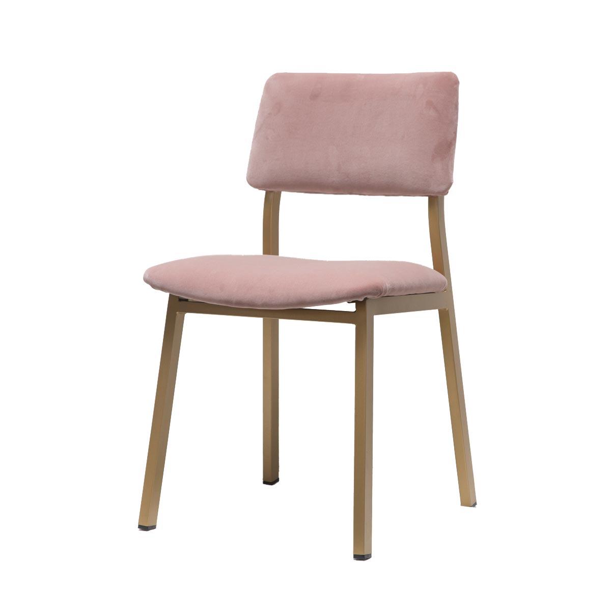 Pareja de sillas años 70. Delante